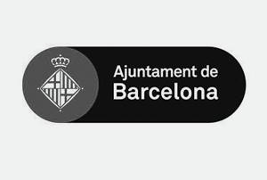 logotip de l'Ajuntament de Barcelona