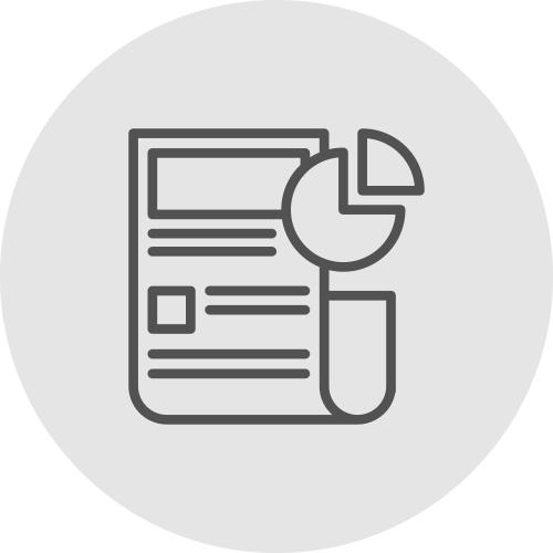 Icono de informe - Apambu