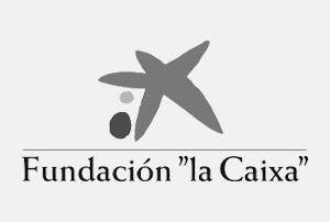 Logo de la Fundación la Caixa - Apambu