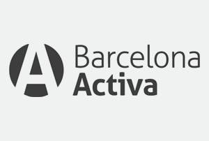 logotip actiu de Barcelona