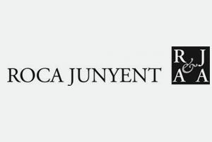 logotip de roca junyent