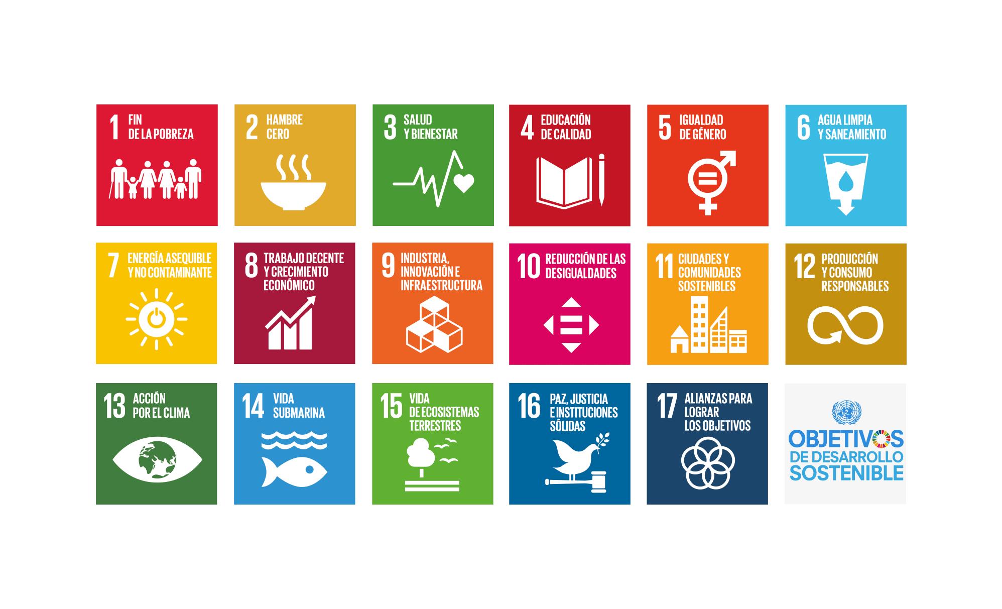 Objetivos de Desarrollo Sostenible - Apambu