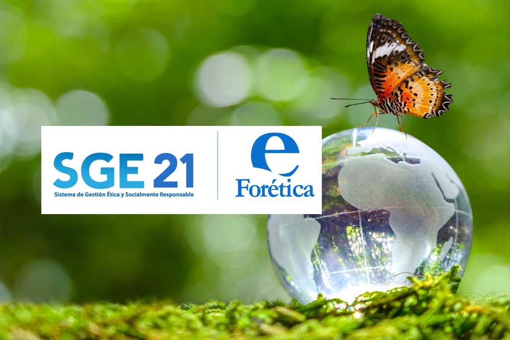 SGE 21 - Sistema de Gestión Ética y Socialmente Responsable - Apambu