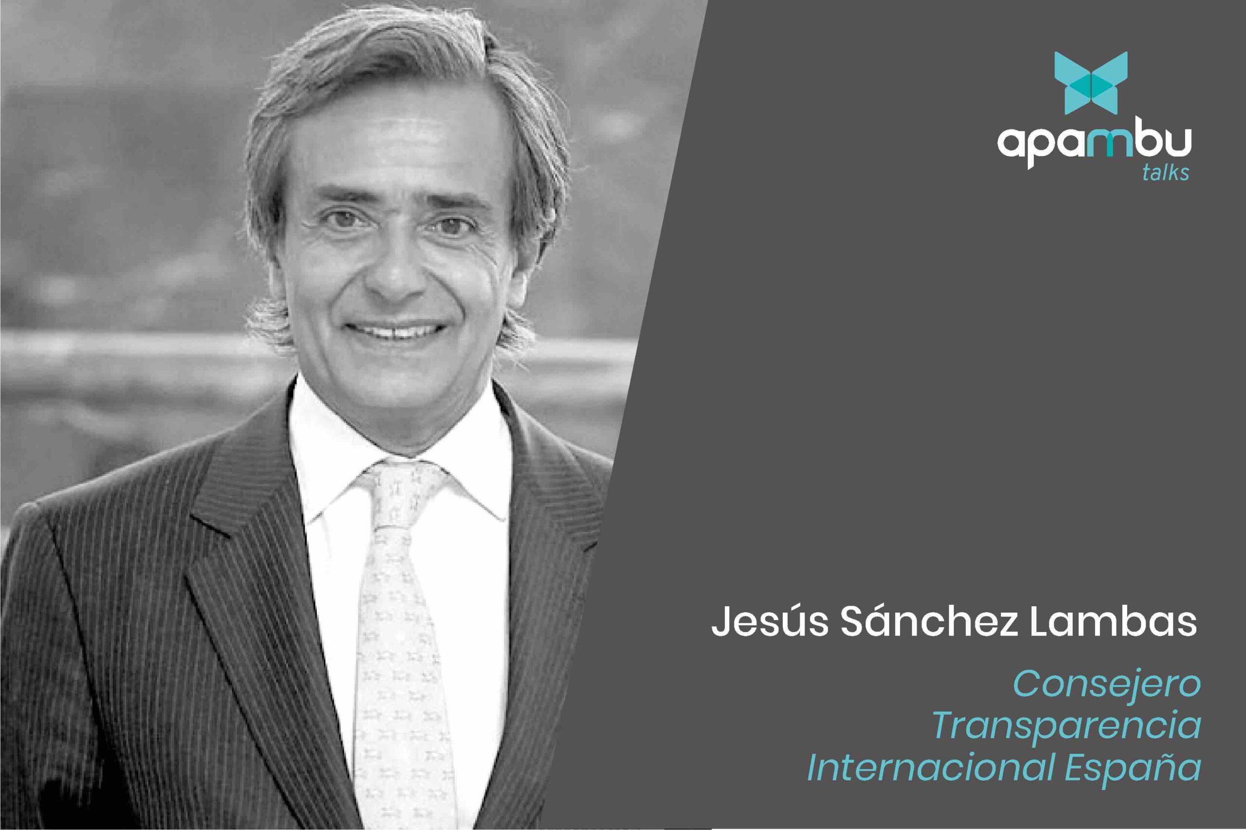 Apambu Talks. Entrevista a Jesús Sánchez Ñambas sobre la transparencia de las empresas