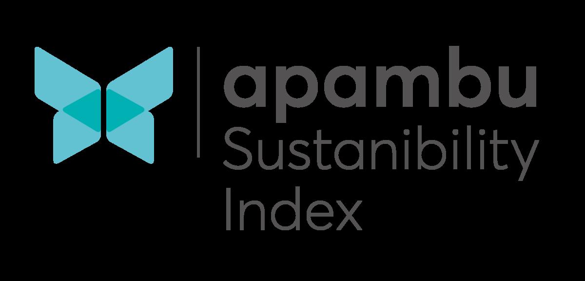 Apambu Sustainability Index Logotip