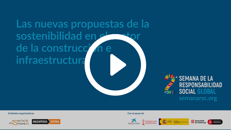 The new proposals for sustainability in the construction and infrastructure sector - Apambu